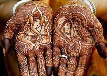 Mehndi Design for Bride-Bridal