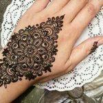 Mehndi Designs for Wrist